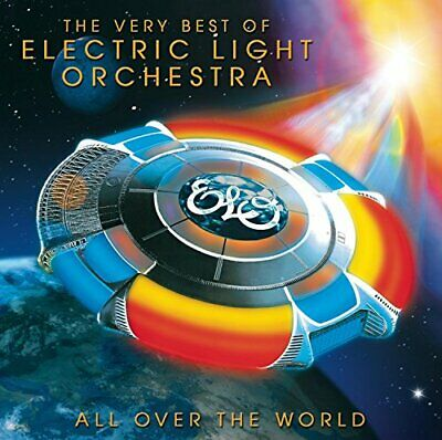 Elo - All Over the World: Best of Electric Light Orch - Elo CD JWVG The Cheap