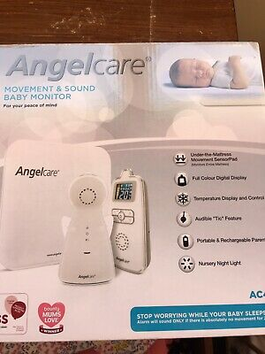 angelcare baby monitor