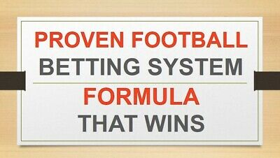 NEW BETTING SYSTEM - 2 months of testing - 3 out of 4 bets WINS