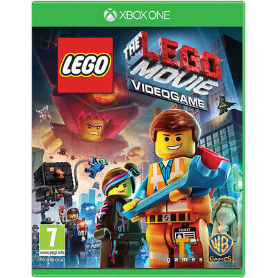 Lego Movie Videogame For Xbox One Games Console Brand New Sealed