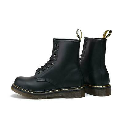 Dr. Martens 1460Z Smooth 8 eyes Lace Up Leather Boots Shoes Mens Womens Boots