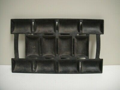 Vintage French Roll Cast Iron Pan No Roll 11