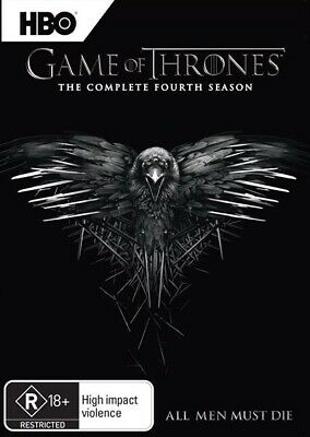 Game Of Thrones - Season 4 DVD