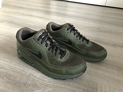 NIKE AIR MAX 1 olive weiss himbeer Gr.41 US8 UK7 EUR 80,00