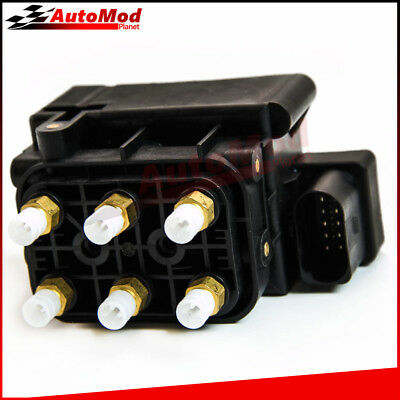 For Audi A8 S8 2002-2010 Solenoid Air Suspension Valve Air Supply 4F0616013 New