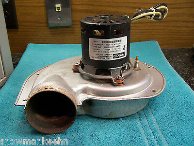 ICP 1010324 1010975 1708607 exhaust draft inducer Fasco 7021-9335 7002-2633