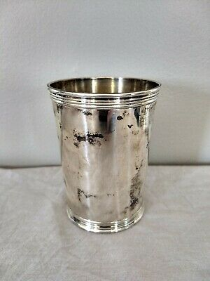 Manchester 3759 Sterling Silver Mint Julep Cup No Monogram