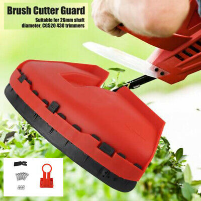Tige Débroussailleuse Garde Brosse Cutter Herbe Protection Housse 38x21cm