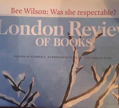 London Review Of Books 2018 Vol  40 1-9