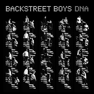 Backstreet Boys-Dna (Bonus Tracks) (Jpn) Cd New