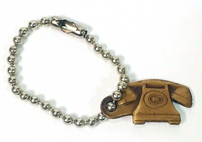 Southern Bell Telephone & Telegraph Company Keychain Phone Advertising