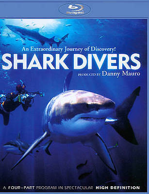 Shark Divers [Blu-ray] NEW