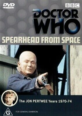 Doctor Who - Spearhead From Space DVD