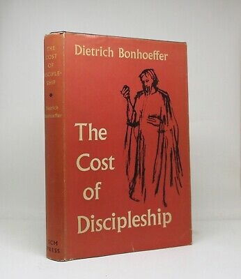 THE COST OF DISCIPLESHIP ~ Dietrich Bonhoeffer ~ First Complete Edition 1959