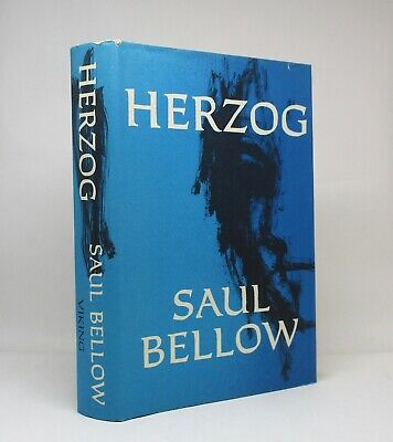HERZOG ~ Saul Bellow ~ True First Edition 1964 ~ Sharp Copy
