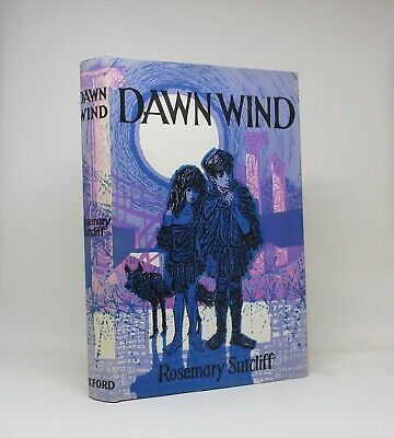 DAWN WIND ~ Rosemary Sutcliff ~ Illus. Keeping ~ First Edition 1961 ~ Sharp Copy