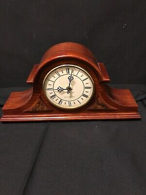 Battery Operated Mantle Clock Westminster Chime