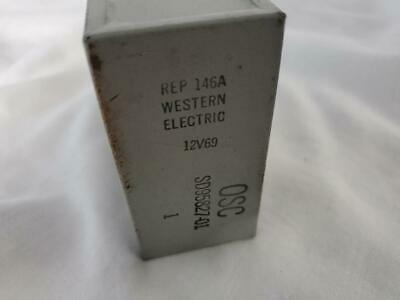 1 Western Electric REP 146A repeat coil transformer