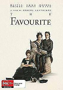 DVD The Favourite Region 4 NEW & Sealed