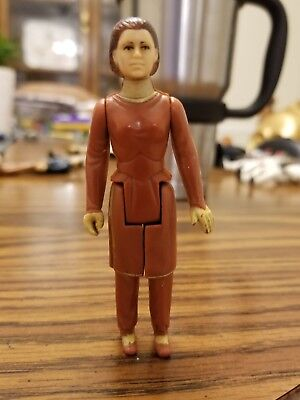Star Wars Princess Leia Organa Bespin Gown ESB Vintage Figure Kenner 1980