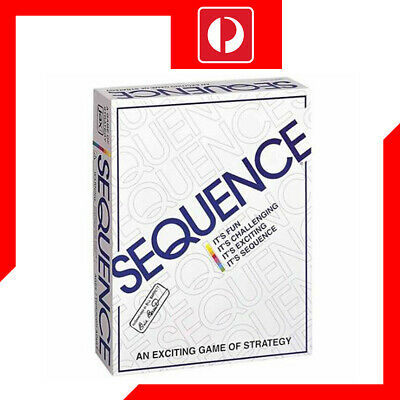 Sequence Party Game Board Game