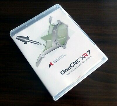 OneCNC XR7 Lathe Professional Software, with CY Axis Add-On