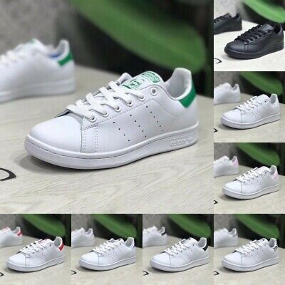 2019 didas Clover Neutra Smith STAN SMITH TRAINERS Bianco (