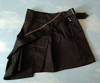 SKIRT gonna vintage 80's MARITHè FRANCOIS GIRBAUD made in Italy TG.40 circa S