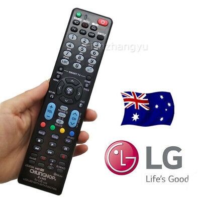 LG Smart TV Universal Remote Control Replacement For LED LCD 3D HD TV OZ