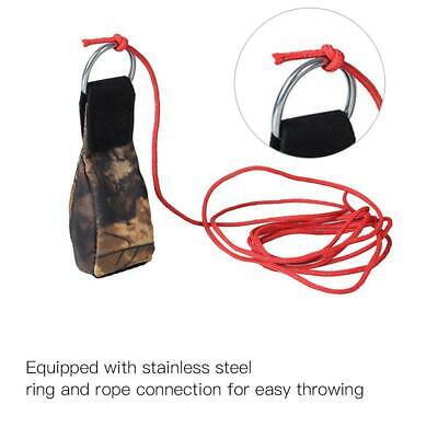 400g//14 oz Throw Weight Bag for Tree Arborist Climbing Throwing Guide Line Rope