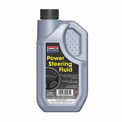 Granville Universal Power Steering Fluid Oil 1 Litre