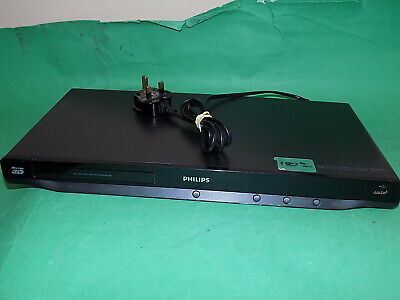 PHILIPS 3D BLU-RAY Disc Player BDP5200 DVD Player Black Working