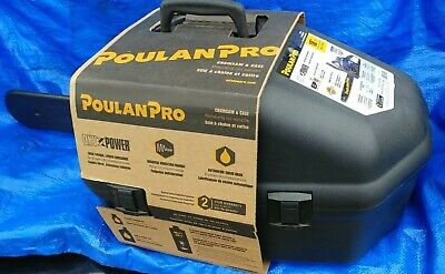 Poulan Pro PR4218 42-cc 18-in Gas  Powered Chainsaw BRAND NEW+ Carry Case!