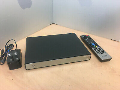 Humax UHD 4tune+ Digital Ultra HD FREEVIEW HD+ 500GB HDD FREE P&P