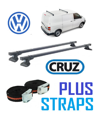 Roof Bars Heavy Duty To Fit Volkswagen Caravelle T4 1991-2003