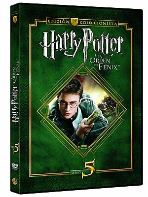 Movie-Harry Potter And The Order Of The Phoenix Collector's Edition 2  Dvd