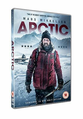 Arctic [DVD] RELEASED 24/06/2019