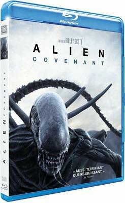 Alien Covenant  Blu Ray Neuf Sous Cellophane
