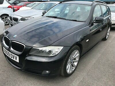10 Bmw 320D 2.0 Se Touring - Alloys, Climate, Parking Snsrs, Lovely