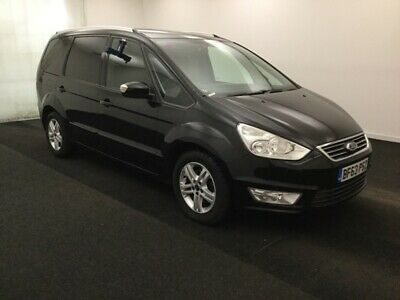 63 Ford Galaxy 2.0 Tdci 140 Zetec P/Shift- 7 Seats, Alloys, Climate, 1F/Owner