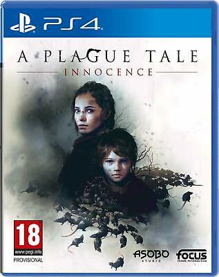 A Plague Tale: Innocence | PlayStation 4 PS4 New (2)