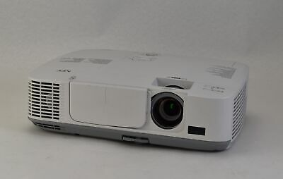 NEC NP-M260W Tri-LCD Projector - Less than 2,000 Lamp Hours 1280x800 Native Res