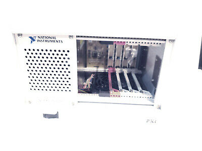 National Instruments NI PXI-1031 DC 4-Slot 3U PXI Chassis p/n  191746C-01