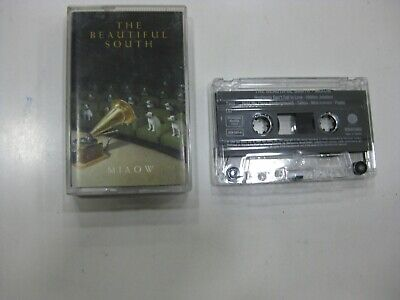 The Beautiful South Cassette Holland Miaow 1994