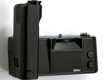 ** NEW IN BOX, NEVER USED ** Nikon MD-4 Motor Drive For F3 F3HP F3T F3P