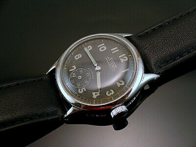 SILVANA DH , RARE MILITARY WRISTWATCHES for GERMAN ARMY, WEHRMACHT of WWII