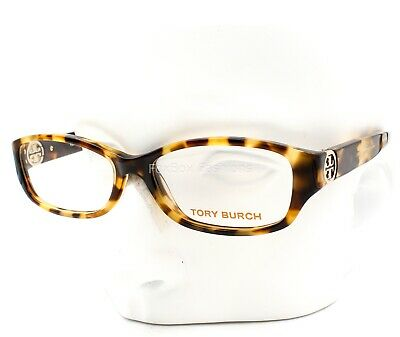d6f50590d130 TORY BURCH TY 2033 1150 Eyeglasses Frames Glasses Yellow Tortoise 51-15-135