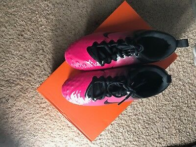 122f5b197 Cheapest Deal New NIKE Girl's Hyperdiamond 2 Keystone Softball Cleat Size 7