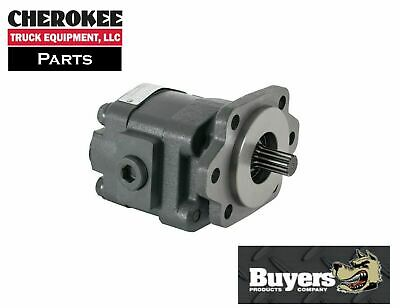 "Buyers Products H2136203, Hydraulic Gear Pump W/1"" Keyed Shaft & 2"" Gear"