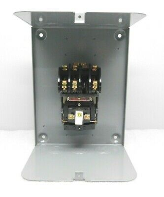 New Square D 8903 Lg30 Lighting Contactor Type L